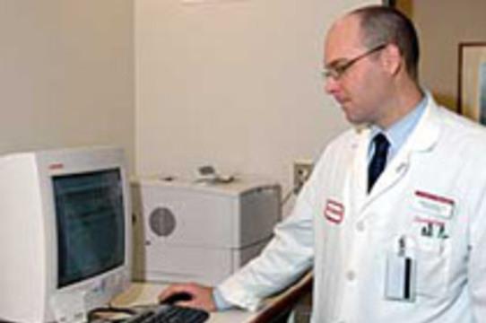 Электронные карты пациентов [появятся в поликлиниках через четыре года]