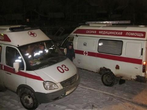 В Москве за день машины «скорой» [дважды попали под обстрел]