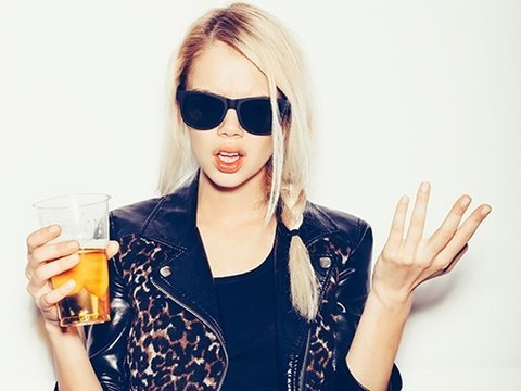 Женский алкоголизм не похож на мужской