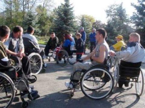 В России создан [департамент по делам инвалидов]