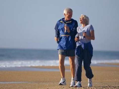 Убежать от инфаркта: никогда не поздно