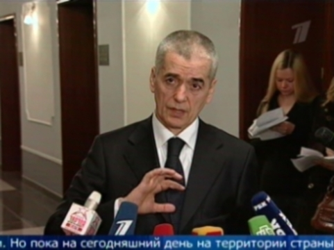 Онищенко посоветовал россиянам [не есть овощи в Германии]