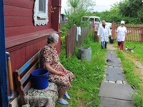30% ФАПов в Омской области недоукомплектованы персоналом