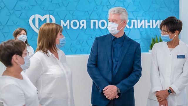 Оперштаб: Собянин попросил крупные компании вернуть часть сотрудников на «удаленку»