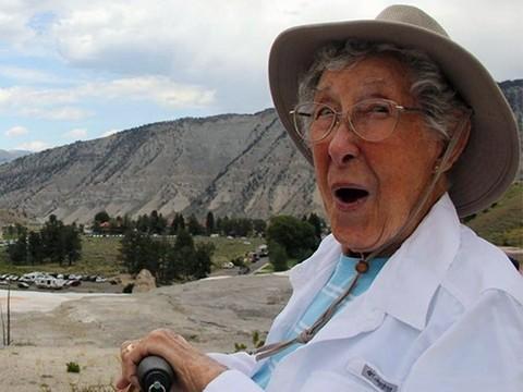 Пожилая американка предпочла путешествие лечению от рака