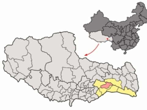 В Тибете [произошла вспышка чумы]