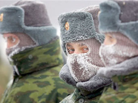 Проверка в красноярской ракетной части [выявила 140 заболевших солдат]