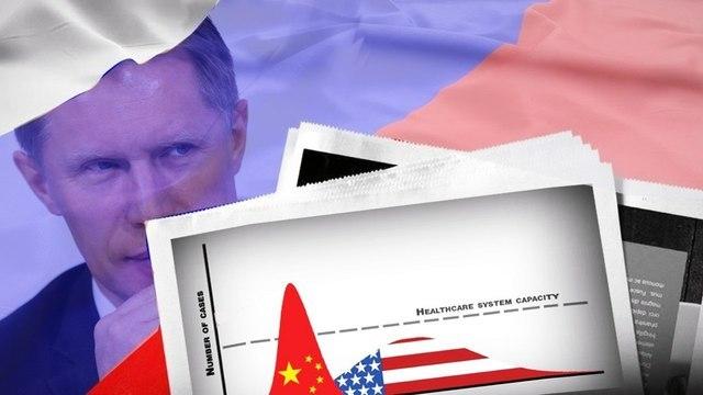 Минздрав проанализировал ситуацию с COVID в России на фоне других стран