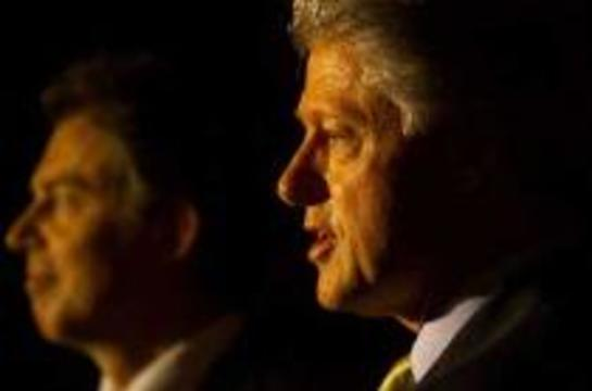 """Клинтон и Блэр призывают участников проекта """"Геном человека"""" к объединению усилий"""