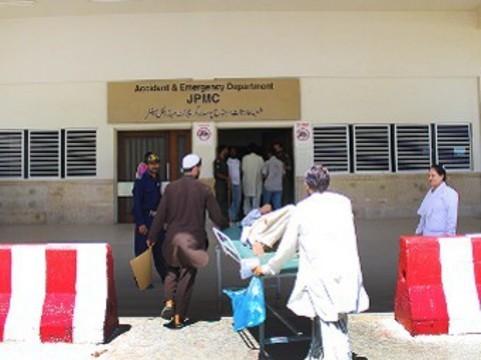 Жертвами забастовки врачей пакистанской больницы [стали три пациента]