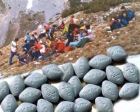 Виагра поможет альпинистам и гипертоникам