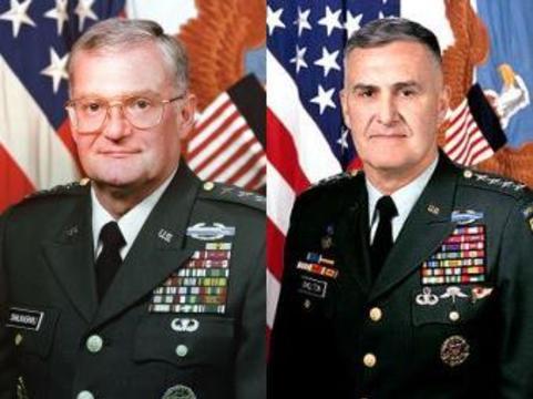 Отставные американские генералы [объявили войну ожирению]