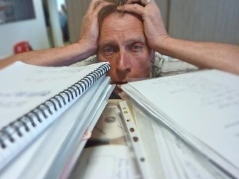 93 процента россиян [испытывают стресс на работе]