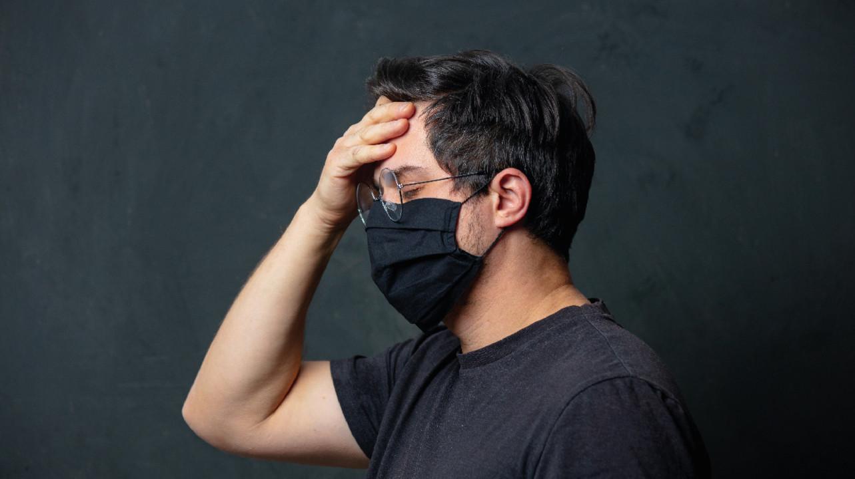 Каждый восьмой пациент рискует получить депрессию или инсульт после COVID-19
