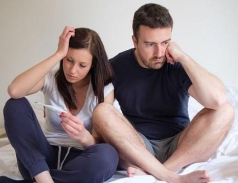 Мужская депрессия увеличивает вероятность бесплодия пары