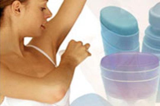 Компоненты дезодорантов могут быть причиной рака груди