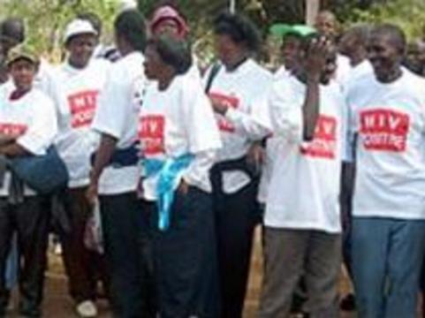 Полиция Кении не разрешила ВИЧ-инфицированным протестовать