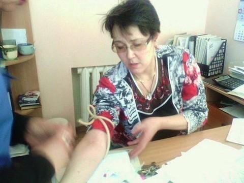 Участницу голодовки «скорой помощи» в Уфе госпитализировали