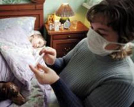 От гриппа умер 21 человек