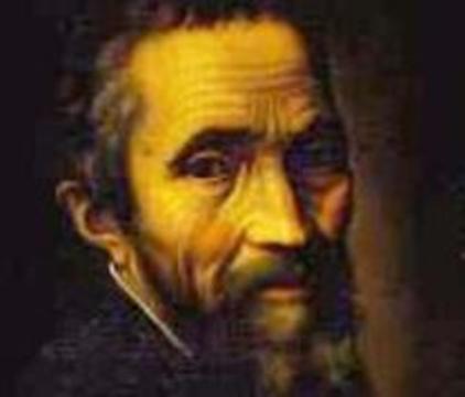Гений Микеланджело оказался психическим расстройством