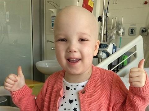 Шестилетняя девочка вылечилась от острого лимфобластного лейкоза