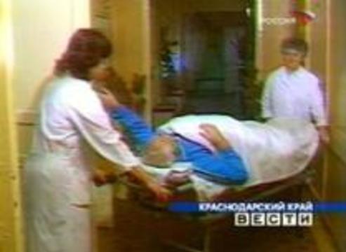 Эпидемия в Краснодарском крае: 404 госпитализировано