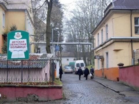 Счета Калининградской детской больницы [арестованы из-за неверного диагноза]