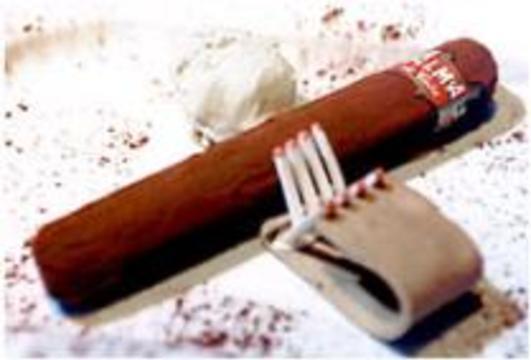 В Германии запретят сладости в форме сигарет