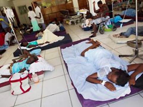Число жертв эпидемии холеры в Доминикане [достигло 92 человек]