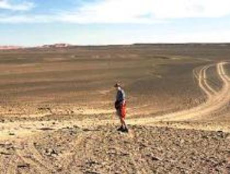 Ветер из Сахары разносит опасные микробы