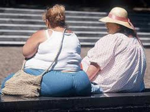 Среди страдающих ожирением [нашли здоровых людей]